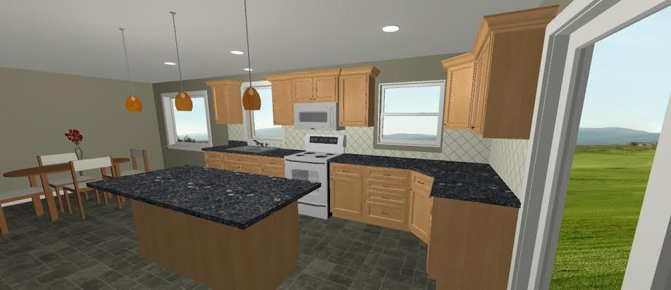 Kitchen Remodeling Project In Spokane Wa Carter Construction