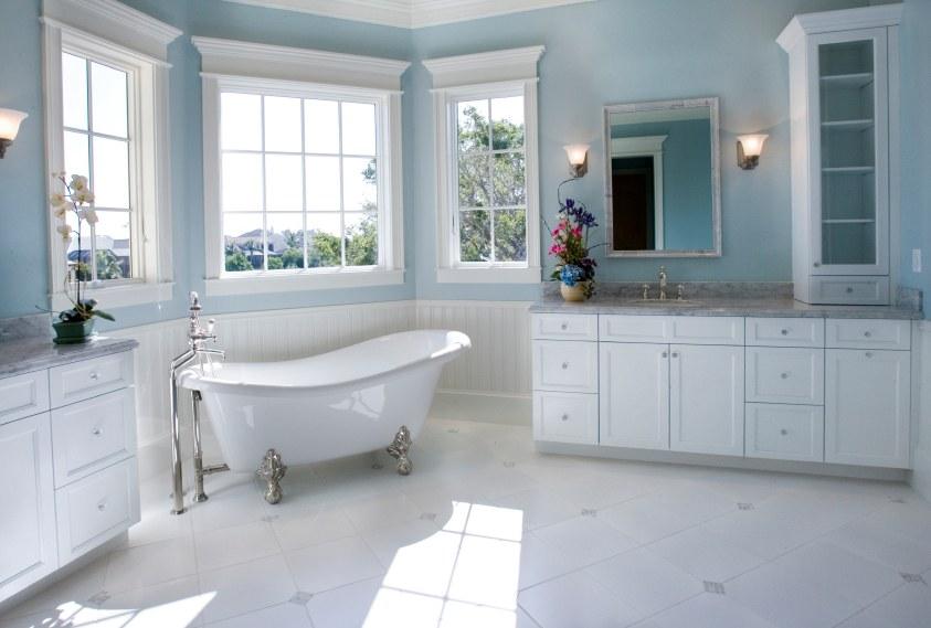 Exceptionnel Green Bathroom Remodeling In Spokane